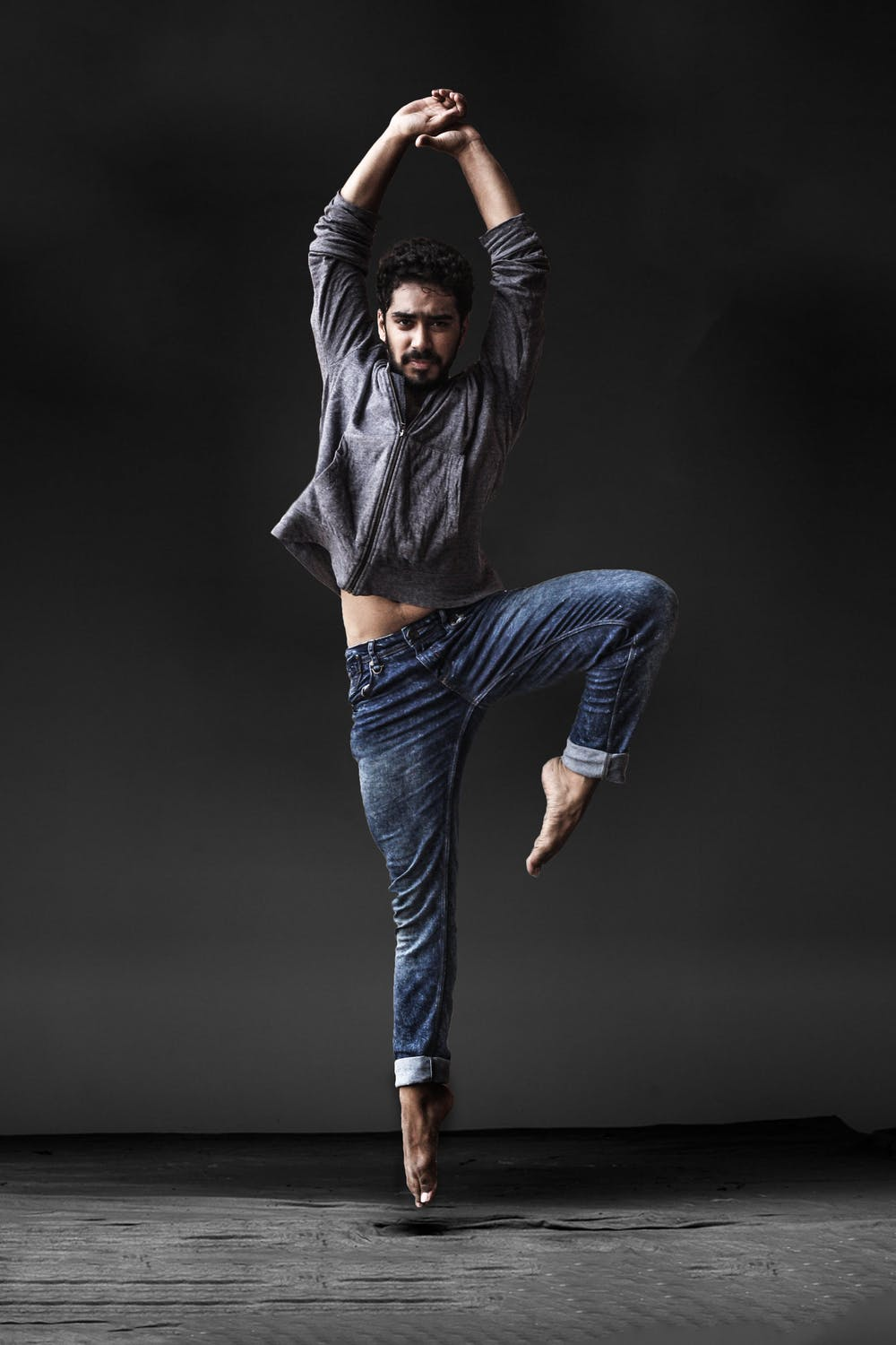 Indian Male Dancer